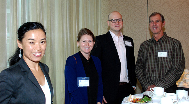 Inaugural Vancouver Shipping Luncheon