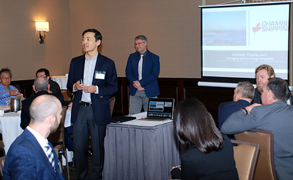 First Shipping Lunch Vancouver 2019 Sees Strong Attendance