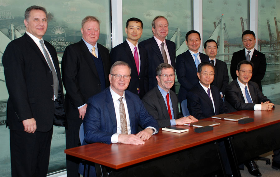 NYK Bulk & Projects Carriers and Pinnacle Renewable Energy sign milestone agreement
